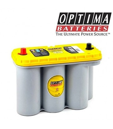 BATTERIE OPTIMA YTS 5.5 - 12V - 75Ah