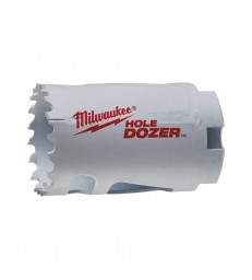 SEGA A TAZZA 25 MM HOLE DOZER - MILWAUKEE
