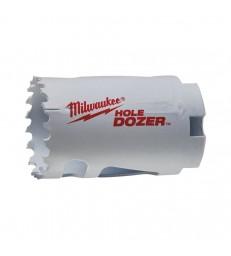 SEGA A TAZZA 25 MM HOLE DOZER - MILWAUKEE