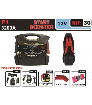 START BOOSTER PROFESSIONAL HD 150 Ah