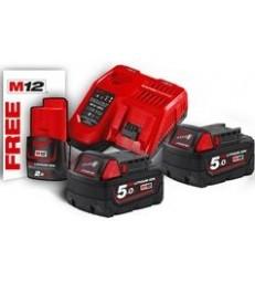 ENERGY PACK M18™ M18 NRG-502
