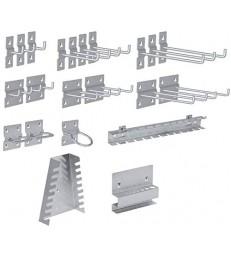 Set di 22 supporti per pannello forato Kraftwerk 3964-29set