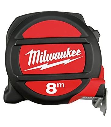 Flessometro 8 metri Milwaukee 4932471816