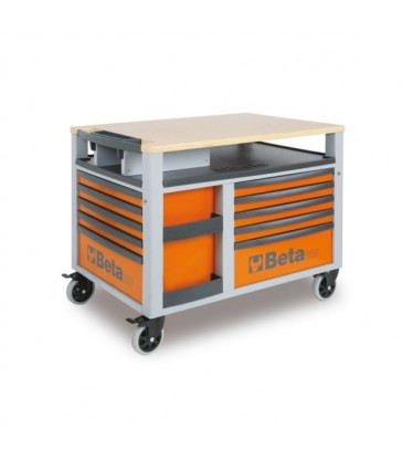 CARRELLI S/TANK VUOTI (10) ORANGE C28 O