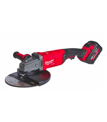 SMERIGLIATRICE ANGOLARE M18 FUEL™ 230 MM MILWAUKEE M18 FLAG230XPDB-121C