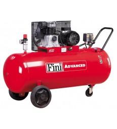 Compressore a cinghia monostadio 200 Litri Monofase Fini Mk 103-200-3M