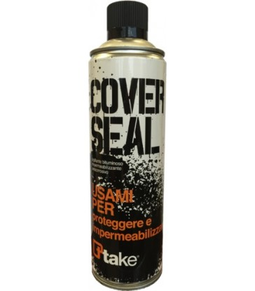 TTAKE COVER SEAL - sigillante bituminoso impermeabilizzante e anticorrosivo. 300ML
