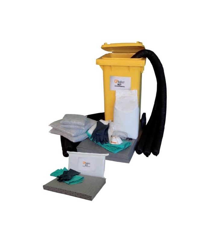 Kit di emergenza antisversamento universali 110 lt - TTAKE