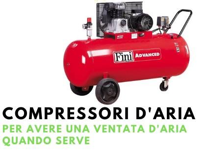 Compressori ad aria
