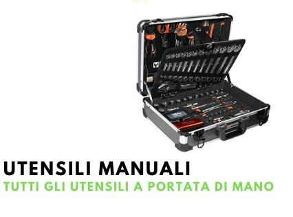 Chiavi ed attrezzature specifiche per officina