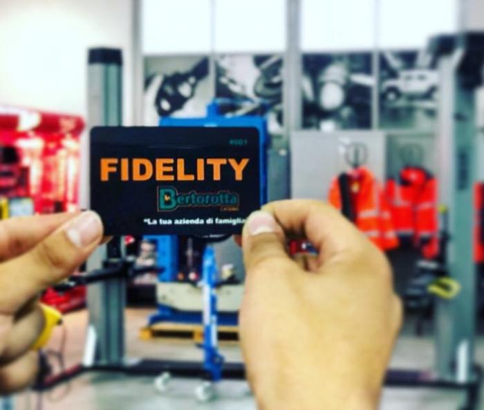Fidelity Card Bertorotta