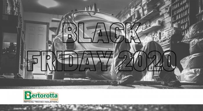 Regalati la professionalità! Approfitta del Black Friday 2020 di Bertorotta, decidi tu dove risparmiare...